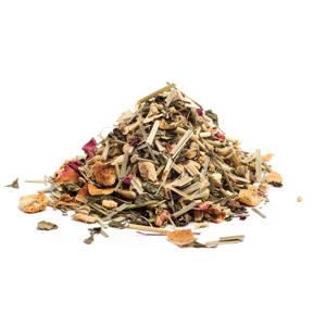 SVĚŽÍ ZÁZVOR S CITRÓNEM - bylinný čaj, 50g